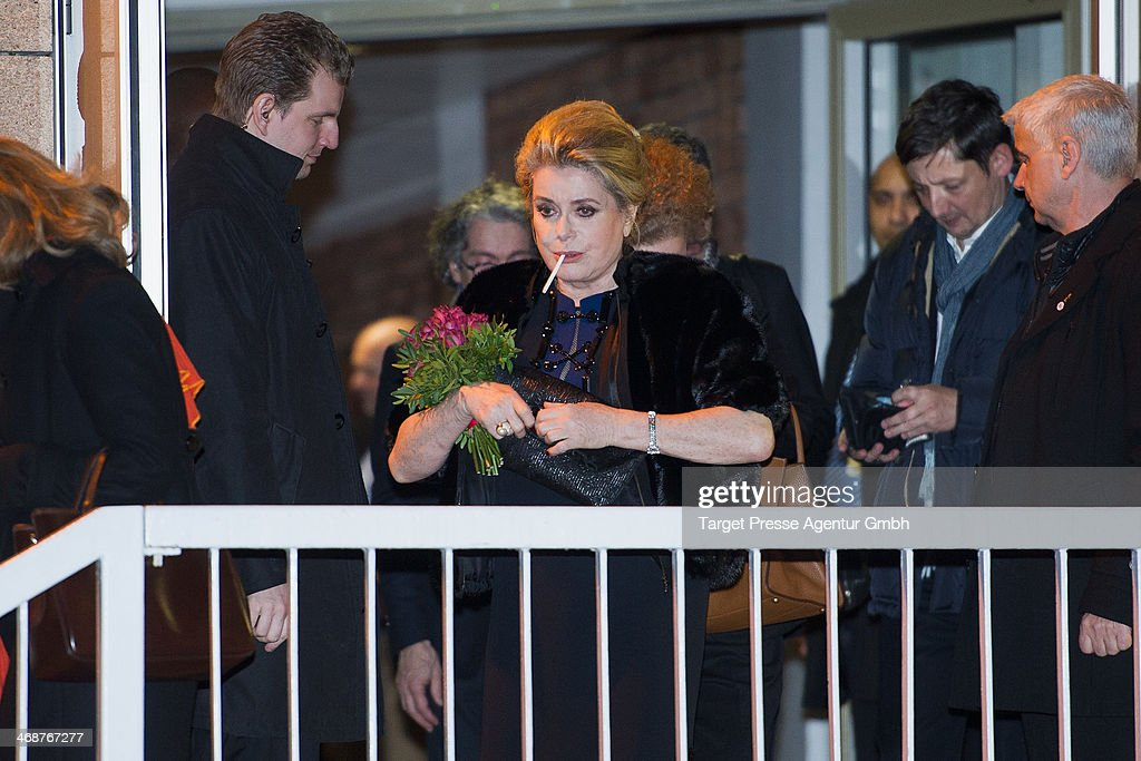 'In the Courtyard' Premiere - 64th Berlinale International Film Festival
