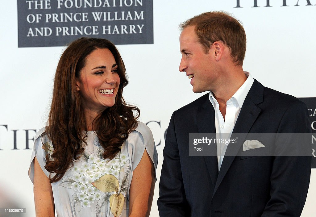 Catherine, Duchess of Cambridge and <a gi-track='captionPersonalityLinkClicked' href=/galleries/search?phrase=Prince+William&family=editorial&specificpeople=178205 ng-click='$event.stopPropagation()'>Prince William</a>, Duke of Cambridge arrive at the Santa Barbara Racquet and Polo Club for a Foundation Polo Challenge that benefits the American Friends of the Foundation of <a gi-track='captionPersonalityLinkClicked' href=/galleries/search?phrase=Prince+William&family=editorial&specificpeople=178205 ng-click='$event.stopPropagation()'>Prince William</a> and Prince Harry on July 9, 2011 in Santa Barbara, California.