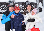 Catherine Duchess of Cambridge and Prince William Duke of Cambridge with their children Princess Charlotte and Prince George enjoy a short private...