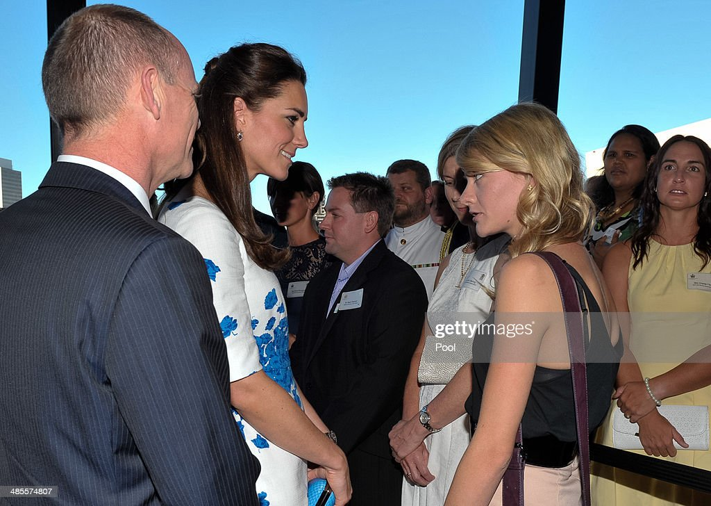 The Duke And Duchess Of Cambridge Tour Australia And New Zealand - Day 13