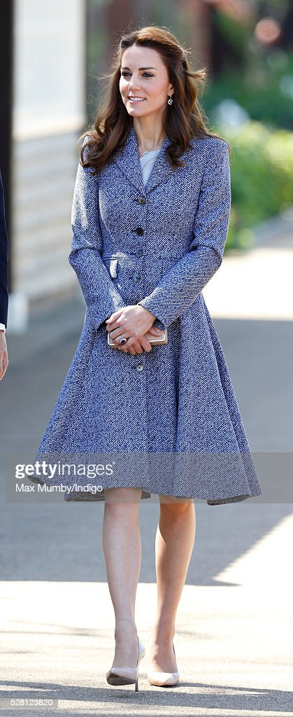 <a gi-track='captionPersonalityLinkClicked' href=/galleries/search?phrase=Catherine+-+Duchess+of+Cambridge&family=editorial&specificpeople=542588 ng-click='$event.stopPropagation()'>Catherine</a>, Duchess of Cambridge arrives to open the Magic Garden at Hampton Court Palace on May 4, 2016 in London, England.