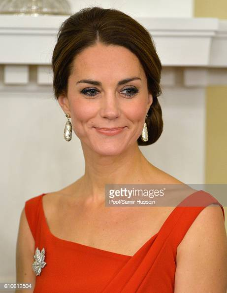 Catherine Duchesse De Cambridge Photos Et Images De