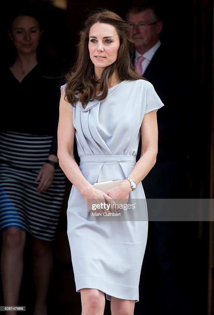 <a gi-track='captionPersonalityLinkClicked' href=/galleries/search?phrase=Catherine+-+Duchess+of+Cambridge&family=editorial&specificpeople=542588 ng-click='$event.stopPropagation()'>Catherine</a>, Duchess of Cambridge attends a lunch in aid of The Anna Freud Centre on May 4, 2016 in London, England.