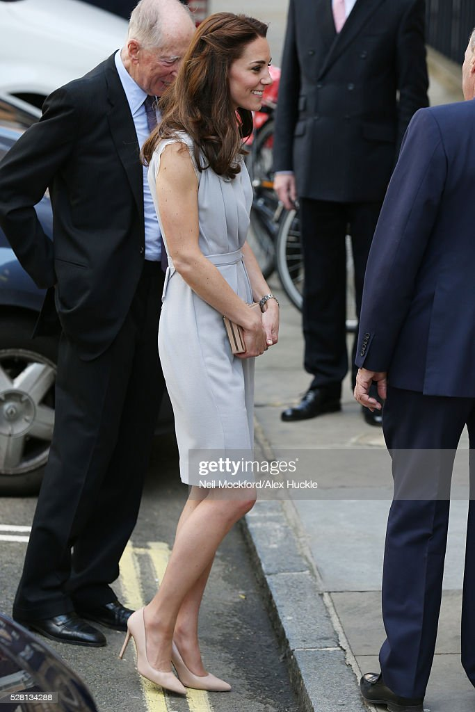 Catherine, Duchess of Cambridge attends a lunch in support of the Anna Freud Centre at Spencer House on May 04, 2016 in London, England.