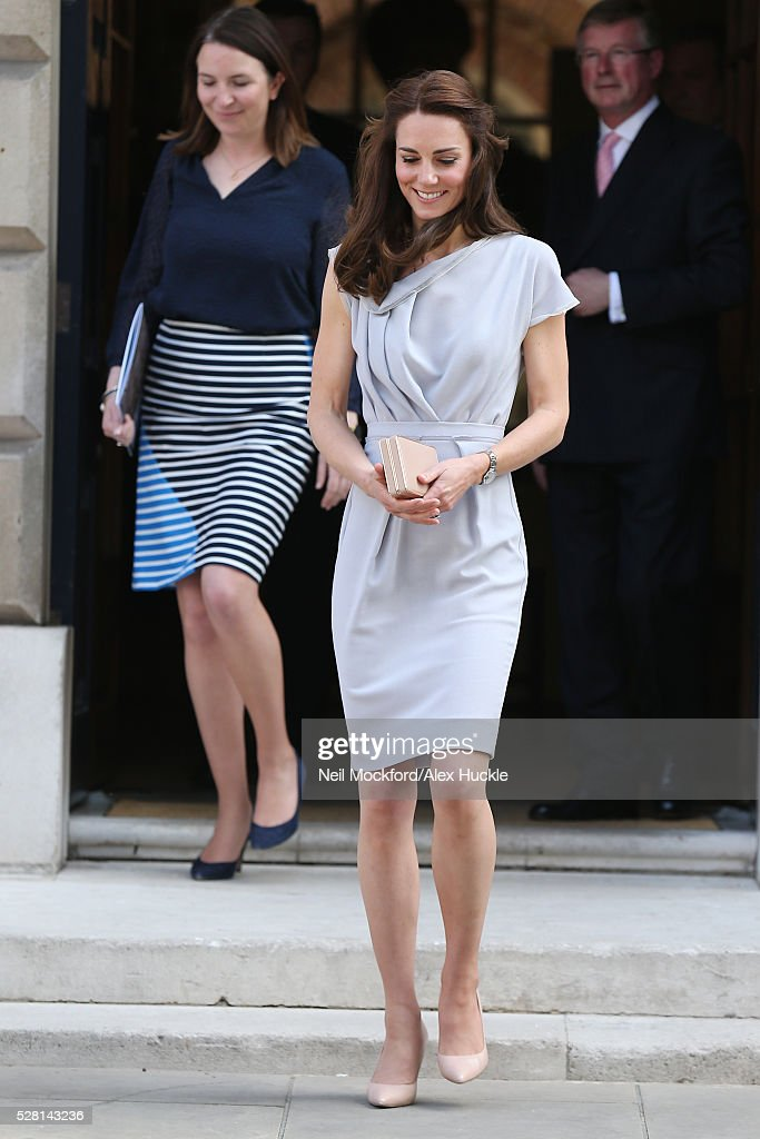 <a gi-track='captionPersonalityLinkClicked' href=/galleries/search?phrase=Catherine+-+Duchessa+di+Cambridge&family=editorial&specificpeople=542588 ng-click='$event.stopPropagation()'>Catherine</a>, Duchess Of Cambridge attends a lunch in support of the Anna Freud Centre at Spencer House on May 04, 2016 in London, England.