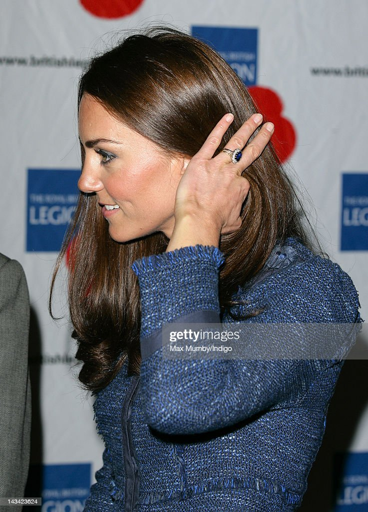 Catherine, Duchess of Cambridge attends a reception to celebrate the Scott-Amundsen Centenary Race to the South Pole at Goldsmiths' Hall on April 26, 2012 in London, England.