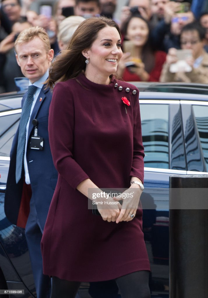 The Duchess Of Cambridge Attends Place2Be School Leaders Forum