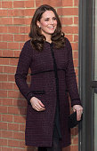 The Duchess Of Cambridge Attends 'Magic Mums' Christmas...