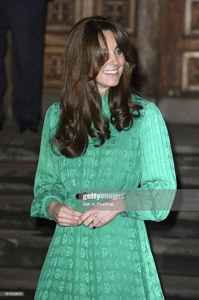 <a gi-track='captionPersonalityLinkClicked' href=/galleries/search?phrase=Catherine+-+Duchess+of+Cambridge&family=editorial&specificpeople=542588 ng-click='$event.stopPropagation()'>Catherine</a>, Duchess of Cambridge, attends the official opening of The Natural History Museums's Treasures Gallery at Natural History Museum on November 27, 2012 in London, England.