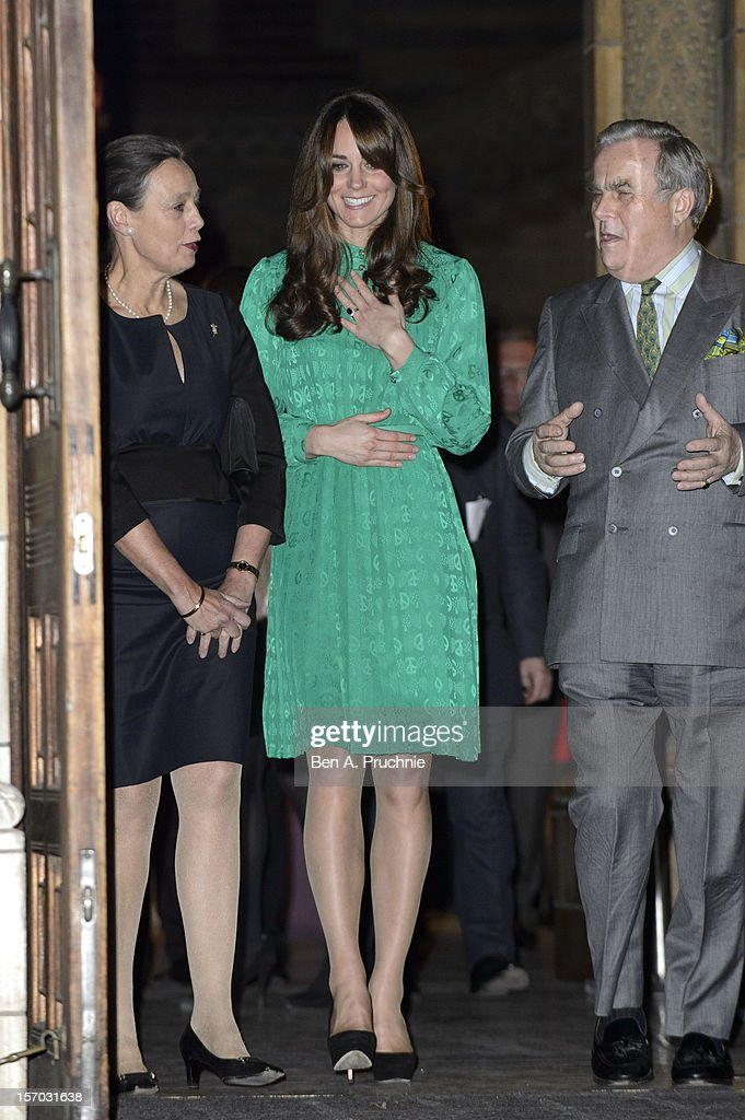 <a gi-track='captionPersonalityLinkClicked' href=/galleries/search?phrase=Catherine+-+Duchess+of+Cambridge&family=editorial&specificpeople=542588 ng-click='$event.stopPropagation()'>Catherine</a>, Duchess of Cambridge attends the official opening of The Natural History Museums's Treasures Gallery at Natural History Museum on November 27, 2012 in London, England.