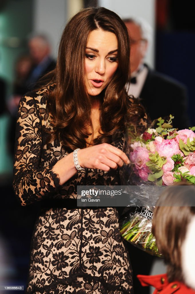 <a gi-track='captionPersonalityLinkClicked' href=/galleries/search?phrase=Catherine+-+Duchess+of+Cambridge&family=editorial&specificpeople=542588 ng-click='$event.stopPropagation()'>Catherine</a>, Duchess of Cambridge attends the UK premiere of War Horse at the Odeon Leicester Square on January 8, 2012 in London, England.