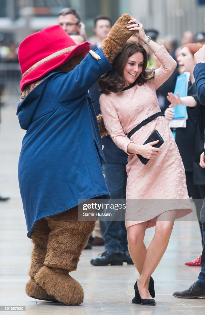 Paddington Meets The Royals