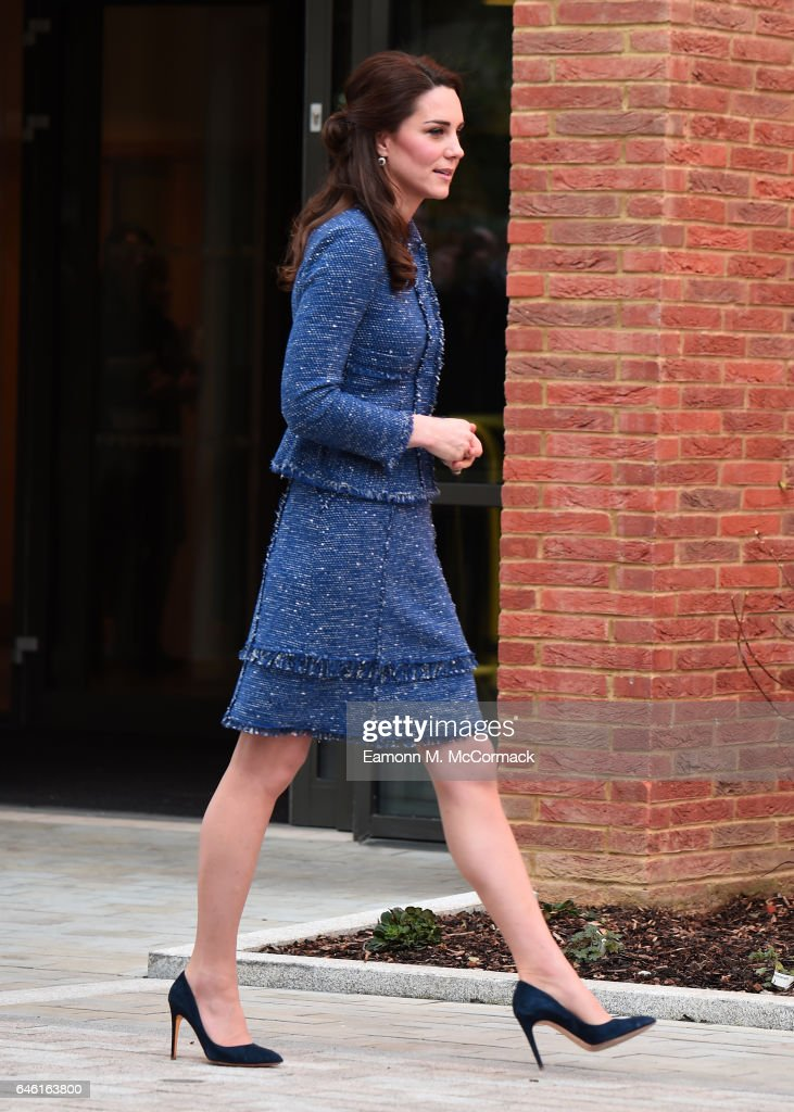 catherine-duchess-of-cambridge-departs-following-visit-to-ronald-picture-id646163800