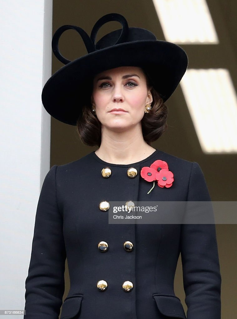 The Royal Family Attend Remembrance Sunday