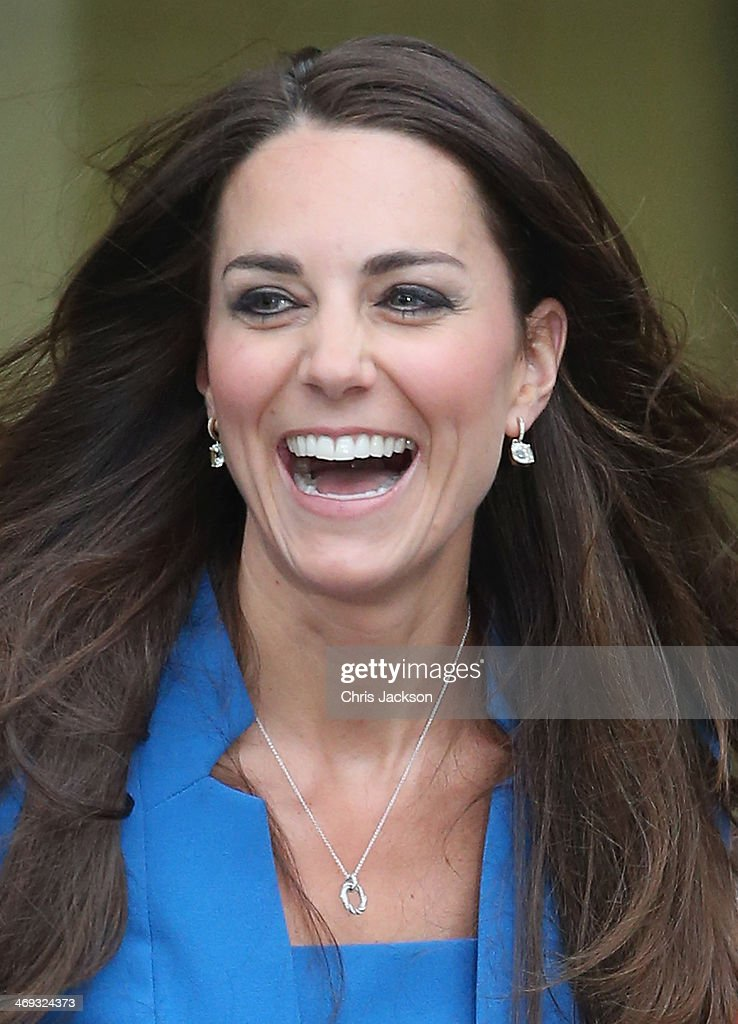 <a gi-track='captionPersonalityLinkClicked' href=/galleries/search?phrase=Catherine+-+Duchess+of+Cambridge&family=editorial&specificpeople=542588 ng-click='$event.stopPropagation()'>Catherine</a>, Duchess of Cambridge leaves the opening of the ICAP Art Room at Northolt High School on February 14, 2014 in Ealing, England.