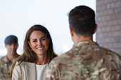 The Duchess Of Cambridge Meets Those Involved In The...