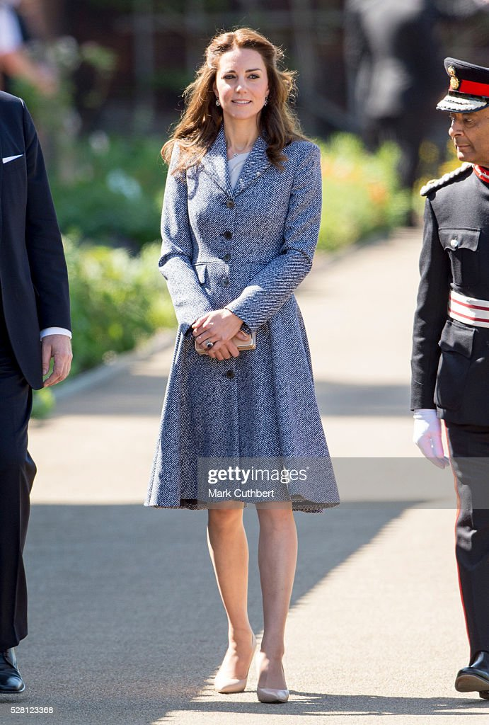 <a gi-track='captionPersonalityLinkClicked' href=/galleries/search?phrase=Catherine+-+Duchess+of+Cambridge&family=editorial&specificpeople=542588 ng-click='$event.stopPropagation()'>Catherine</a>, Duchess of Cambridge opens The Magic Garden at Hampton Court Palace on May 4, 2016 in London, England.