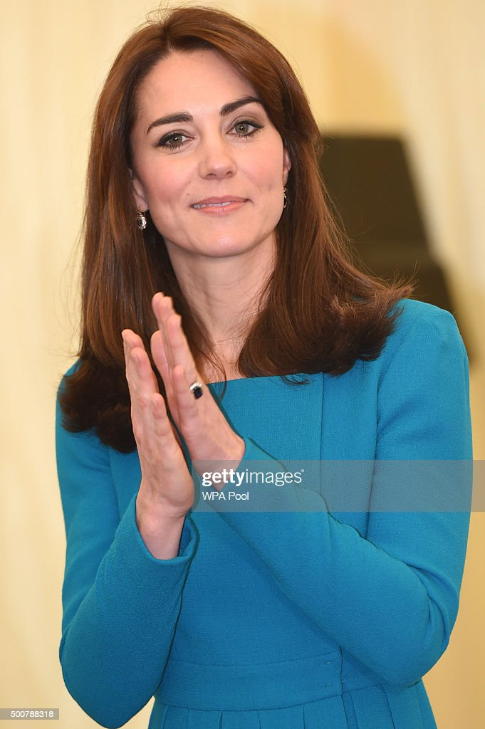 <a gi-track='captionPersonalityLinkClicked' href=/galleries/search?phrase=Catherine+-+Herzogin+von+Cambridge&family=editorial&specificpeople=542588 ng-click='$event.stopPropagation()'>Catherine</a>, Duchess of Cambridge, patron of 'Action on Addiction', visits the charity's Centre for Addiction Treatment Studies to see its work providing training, education and professional development for those working in addiction, on December 10, 2015 in Warminster, England.