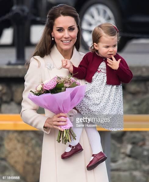 Герцог и Герцогиня Кембриджские завершили визит в Канаду Монаршие Дома