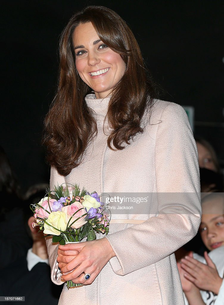 <a gi-track='captionPersonalityLinkClicked' href=/galleries/search?phrase=Catherine+-+Duchess+of+Cambridge&family=editorial&specificpeople=542588 ng-click='$event.stopPropagation()'>Catherine</a>, Duchess of Cambridge smiles as she visits Manor School as she pays an official visit to Cambridge with Prince William, Duke of Cambridge on November 28, 2012 in Cambridge, United Kingdom.