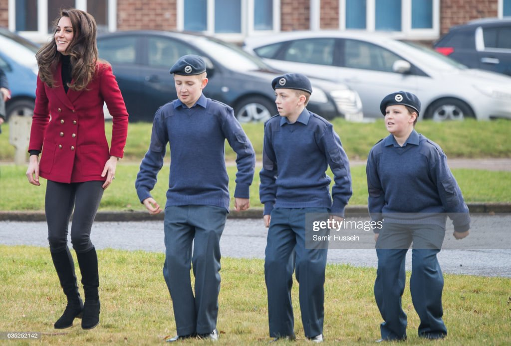 catherine-duchess-of-cambridge-takes-part-in-a-training-exercise-a-picture-id635252142