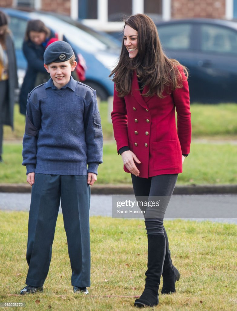 catherine-duchess-of-cambridge-takes-part-in-a-training-exercise-a-picture-id635253772