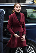 The Duchess Of Cambridge Visits A UCL Developmental...