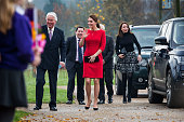 Catherine Duchess of Cambridge visits an EACH Appeal Launch Event at Norfolk Showground on November 25 2014 in Norwich England