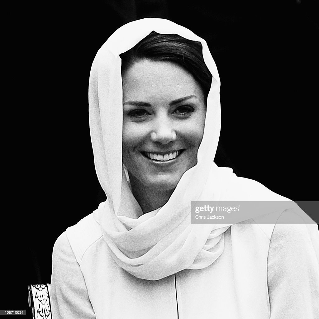 <a gi-track='captionPersonalityLinkClicked' href=/galleries/search?phrase=Catherine+-+Duchess+of+Cambridge&family=editorial&specificpeople=542588 ng-click='$event.stopPropagation()'>Catherine</a>, Duchess of Cambridge visits Assyakirin Mosque on day 4 of Prince William, Duke of Cambridge and <a gi-track='captionPersonalityLinkClicked' href=/galleries/search?phrase=Catherine+-+Duchess+of+Cambridge&family=editorial&specificpeople=542588 ng-click='$event.stopPropagation()'>Catherine</a>, Duchess of Cambridge's Diamond Jubilee Tour of the Far East on September 14, 2012 in Kuala Lumpur, Malaysia. Prince William, Duke of Cambridge and <a gi-track='captionPersonalityLinkClicked' href=/galleries/search?phrase=Catherine+-+Duchess+of+Cambridge&family=editorial&specificpeople=542588 ng-click='$event.stopPropagation()'>Catherine</a>, Duchess of Cambridge are on a Diamond Jubilee Tour of the Far East taking in Singapore, Malaysia, the Solomon Islands and the tiny Pacific Island of Tuvalu.