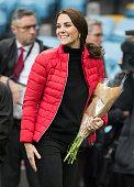 The Duke and Duchess Of Cambridge Visit Birmingham