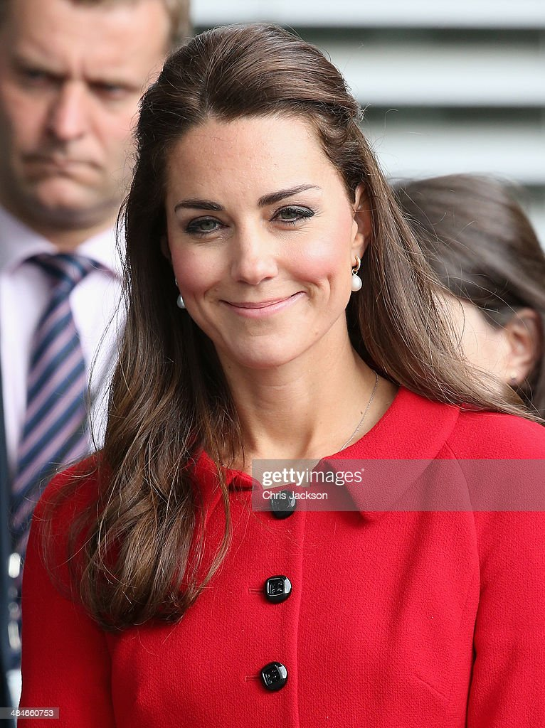 <a gi-track='captionPersonalityLinkClicked' href=/galleries/search?phrase=Catherine+-+Hertiginna+av+Cambridge&family=editorial&specificpeople=542588 ng-click='$event.stopPropagation()'>Catherine</a>, Duchess of Cambridge visits Christchurch City Council Buildings on April 14, 2014 in Christchurch, New Zealand. The Duke and Duchess of Cambridge are on a three-week tour of Australia and New Zealand, the first official trip overseas with their son, Prince George of Cambridge.