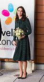 The Duke and Duchess Of Cambridge Visit Evelina London...