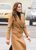The Duchess Of Cambridge Launches Landmark UK-Wide...