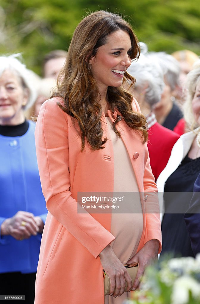<a gi-track='captionPersonalityLinkClicked' href=/galleries/search?phrase=Catherine+-+Duchess+of+Cambridge&family=editorial&specificpeople=542588 ng-click='$event.stopPropagation()'>Catherine</a>, Duchess of Cambridge visits Naomi House Children's Hospice, to celebrate Children's Hospice Week 2013 on April 29, 2013 near Winchester, Hampshire, England. Today marks the second wedding anniversary of Prince William, Duke of Cambridge and <a gi-track='captionPersonalityLinkClicked' href=/galleries/search?phrase=Catherine+-+Duchess+of+Cambridge&family=editorial&specificpeople=542588 ng-click='$event.stopPropagation()'>Catherine</a>, Duchess of Cambridge. They married on April 29, 2011 in Westminster Abbey.