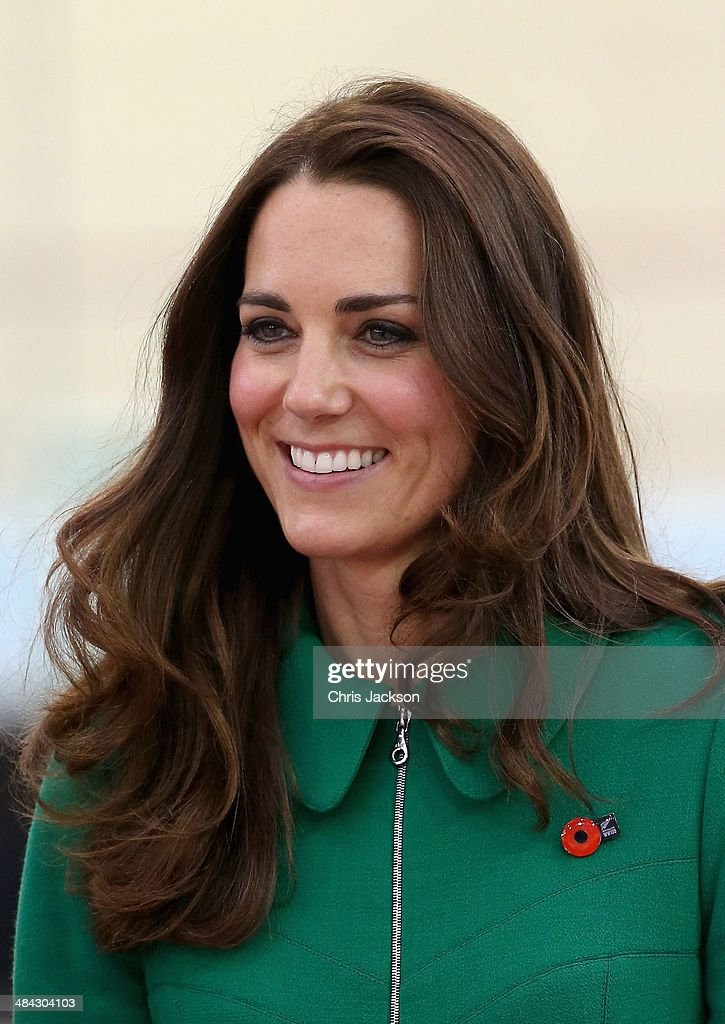<a gi-track='captionPersonalityLinkClicked' href=/galleries/search?phrase=Catherine+-+Duchess+of+Cambridge&family=editorial&specificpeople=542588 ng-click='$event.stopPropagation()'>Catherine</a>, Duchess of Cambridge visits the Avanti Drome on April 12, 2014 in Hamilton, New Zealand. The Duke and Duchess of Cambridge are on a three-week tour of Australia and New Zealand, the first official trip overseas with their son, Prince George of Cambridge.
