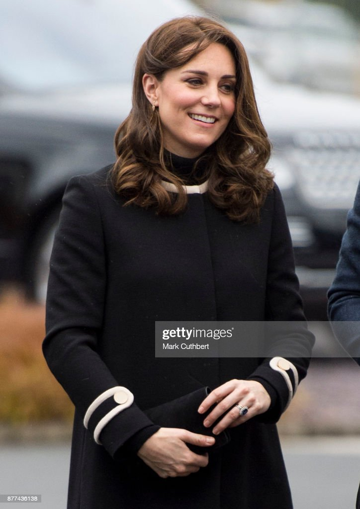 The Duke & Duchess Of Cambridge Visit Birmingham