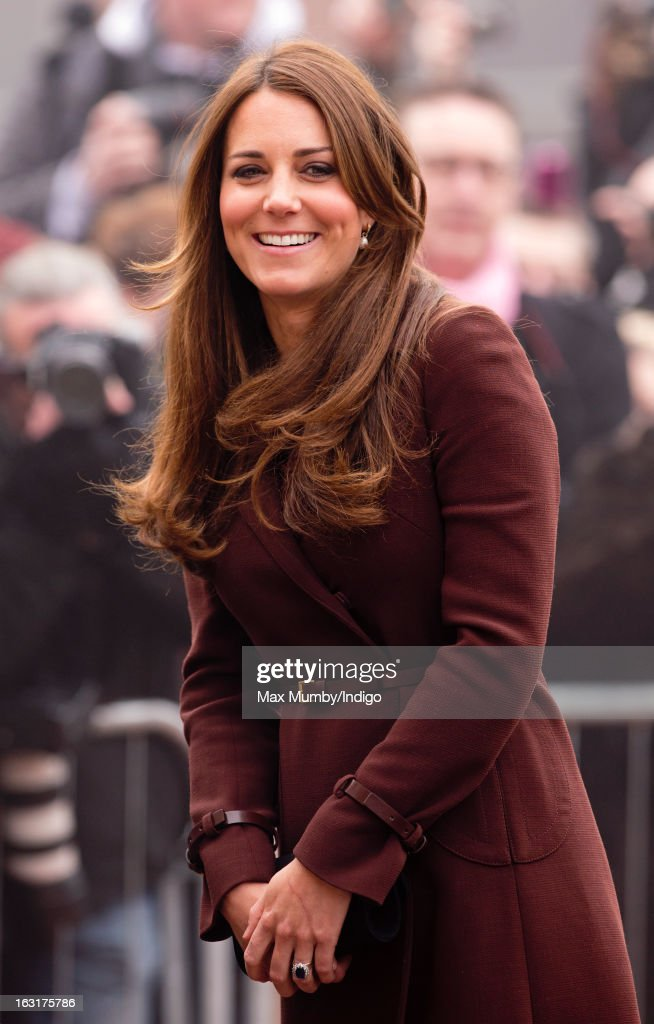 <a gi-track='captionPersonalityLinkClicked' href=/galleries/search?phrase=Catherine+-+Duchess+of+Cambridge&family=editorial&specificpeople=542588 ng-click='$event.stopPropagation()'>Catherine</a>, Duchess of Cambridge visits the National Fishing Heritage Centre whilst carrying out a day of engagements on March 5, 2013 in Grimsby, England.