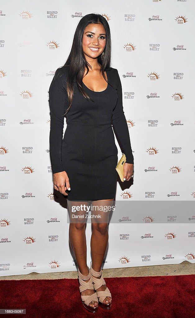 Catherine Guidici attends Beyond The Ballet Showcase Gala at The Beacon Theatre on May 8, 2013 in New York City.