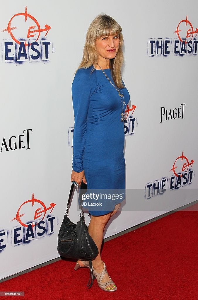 Catherine Hardwicke attends 'The East' Los Angeles Premiere held at ArcLight Hollywood on May 28, 2013 in Hollywood, California.