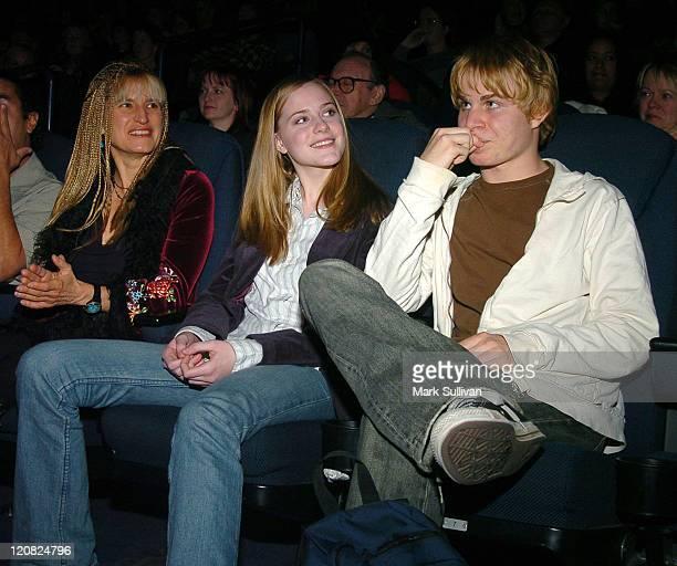 Catherine Hardwicke Evan Rachel Wood and Brady Corbet