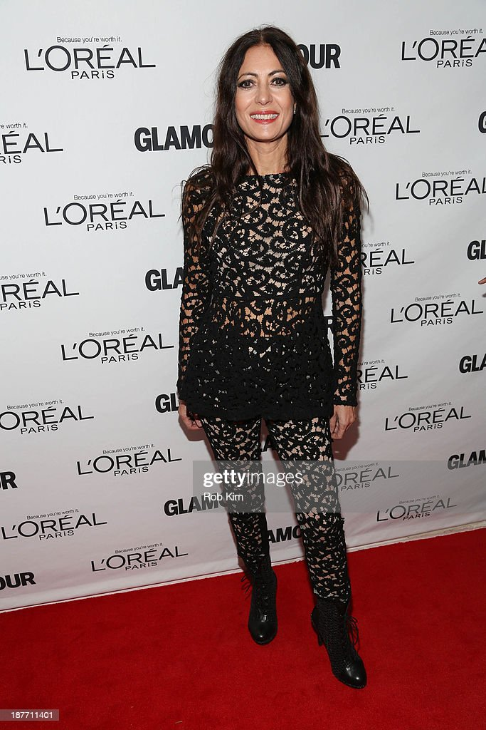 Catherine Malandrino attends the Glamour Magazine 23rd annual Women Of The Year gala on November 11, 2013 in New York, United States.