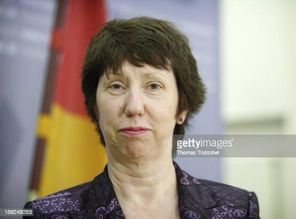 Catherine Ashton net worth salary