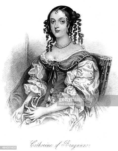 Catherine of Braganza Catherine was a Portuguese infanta and the queen consort of King Charles II They were married in 1662