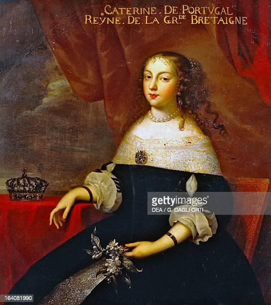 Catherine of Braganza Queen Consort of England Scotland and Ireland Versailles Château De Versailles