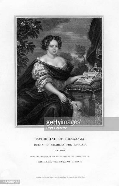 Catherine of Braganza Queen of Charles II 1833
