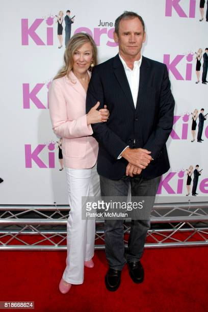 Catherine O'Hara and Bo Welch attend 'Killers' Los Angeles Premiere at ArcLight Cinemas on June 1 2010 in Hollywood California