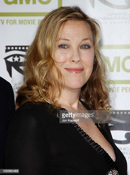 Catherine O'Hara during 19th Annual American Cinematheque Award Honoring Steve Martin at The Beverly Hilton Hotel in Beverly Hills California United...