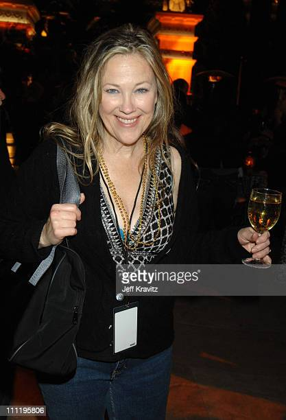 Catherine O'Hara during HBO AEG Live's 'The Comedy Festival' Comic Relief 2006 After Party at Caesars Palace in Las Vegas Nevada United States