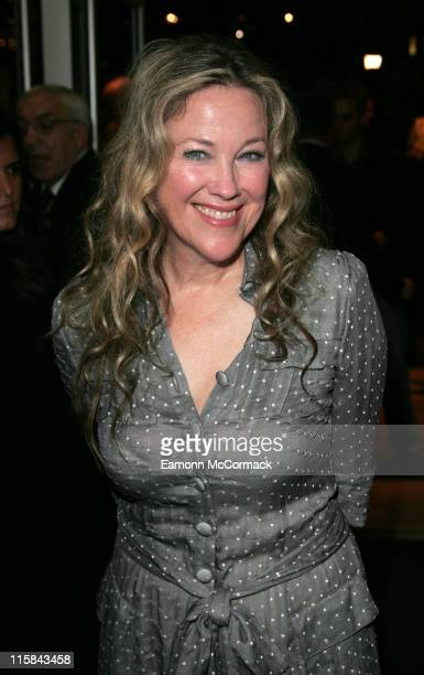 Catherine O'Hara during The Times BFI 50th London Film Festival 'For Your Consideration' London Premiere Arrivals at Odeon West End in London Great...