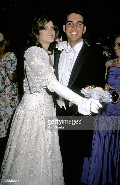 Catherine Robb and Don Fish during The 33rd Annual International Debutante Ball at Waldorf Astoria in New York City New York United States